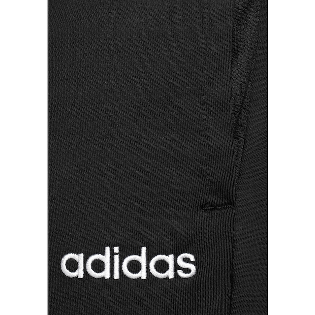 adidas Performance Jogginghose »ESSENTIALS SINGLE JERSEY JOGGER«