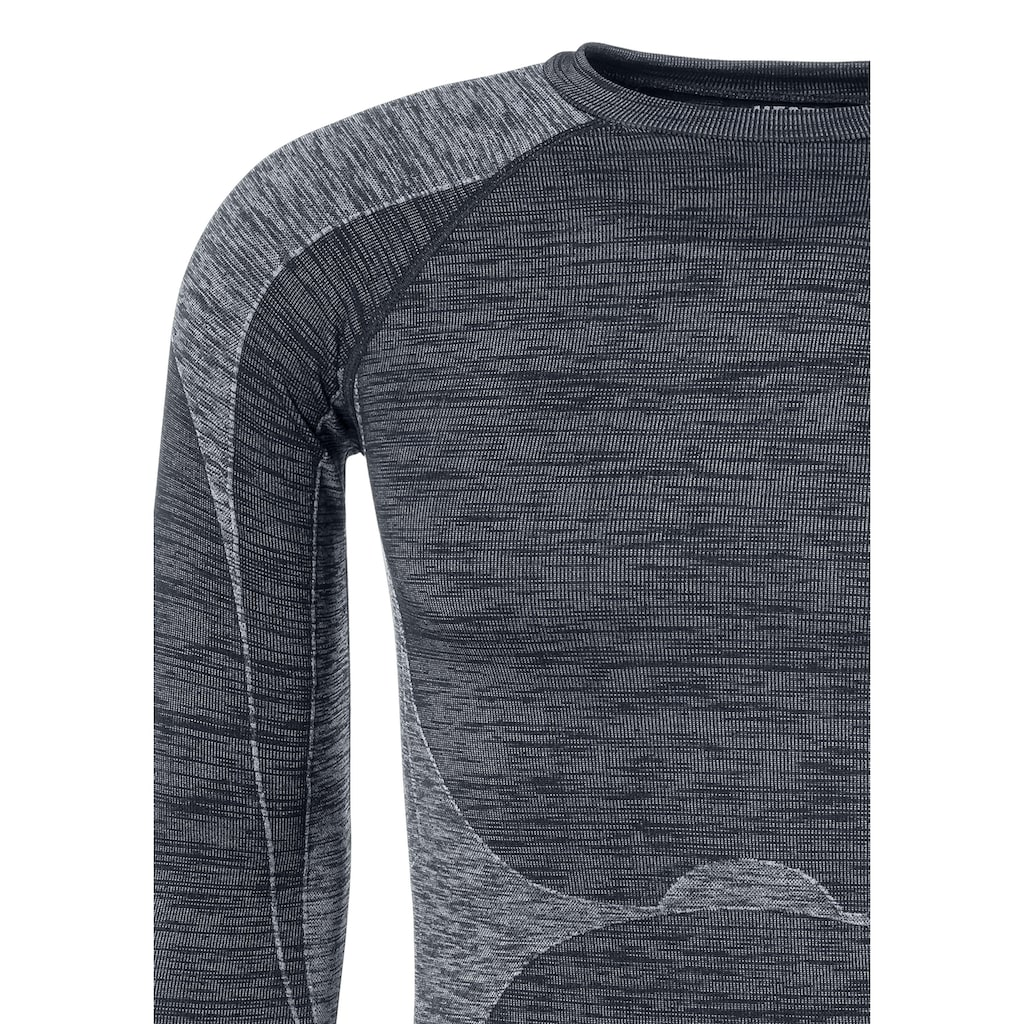 HEAT keeper Funktionsshirt, Thermo Langarmshirt
