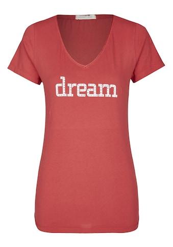 Heimatliebe T-Shirt mit DREAM-Aufdruck kaufen