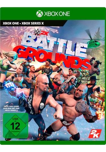 WWE 2K Battlegrounds Xbox One kaufen