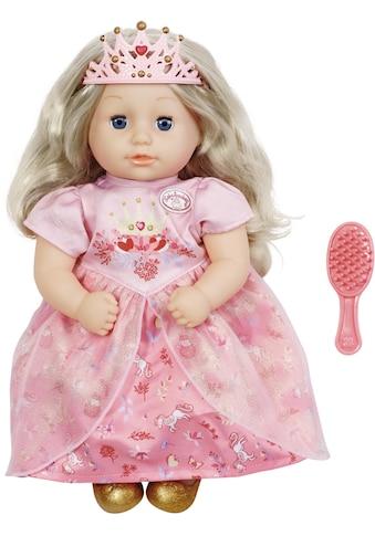 Baby Annabell Babypuppe »Little Sweet Princess, 36 cm«, mit Schlafaugen und Sound kaufen
