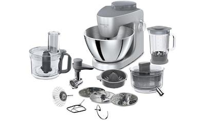 KENWOOD Küchenmaschine MultiOne KHH326 SI, 1000 Watt, Schüssel 4,3 Liter kaufen