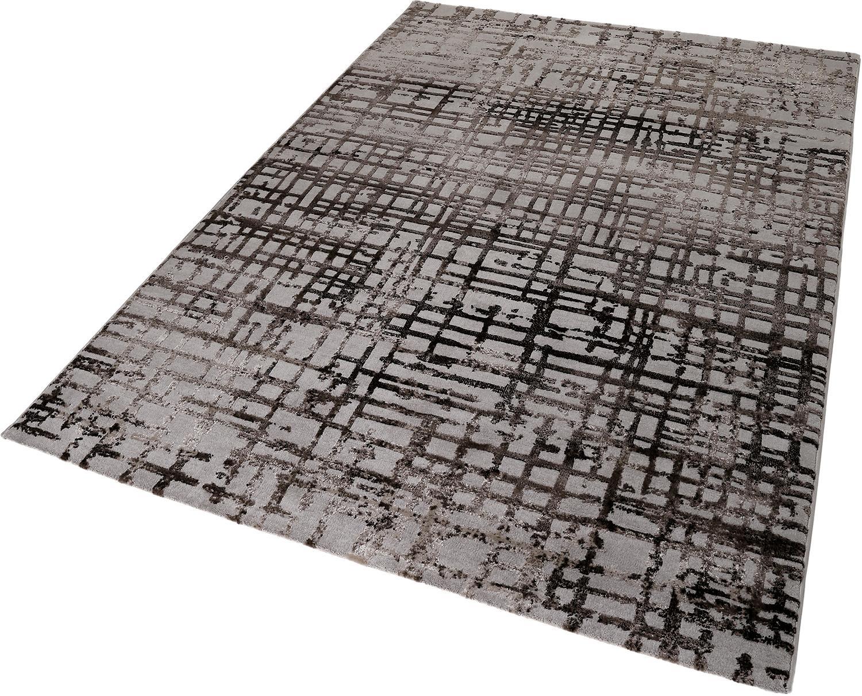 Teppich Velvet Grid Esprit rechteckig Höhe 12 mm maschinell gewebt