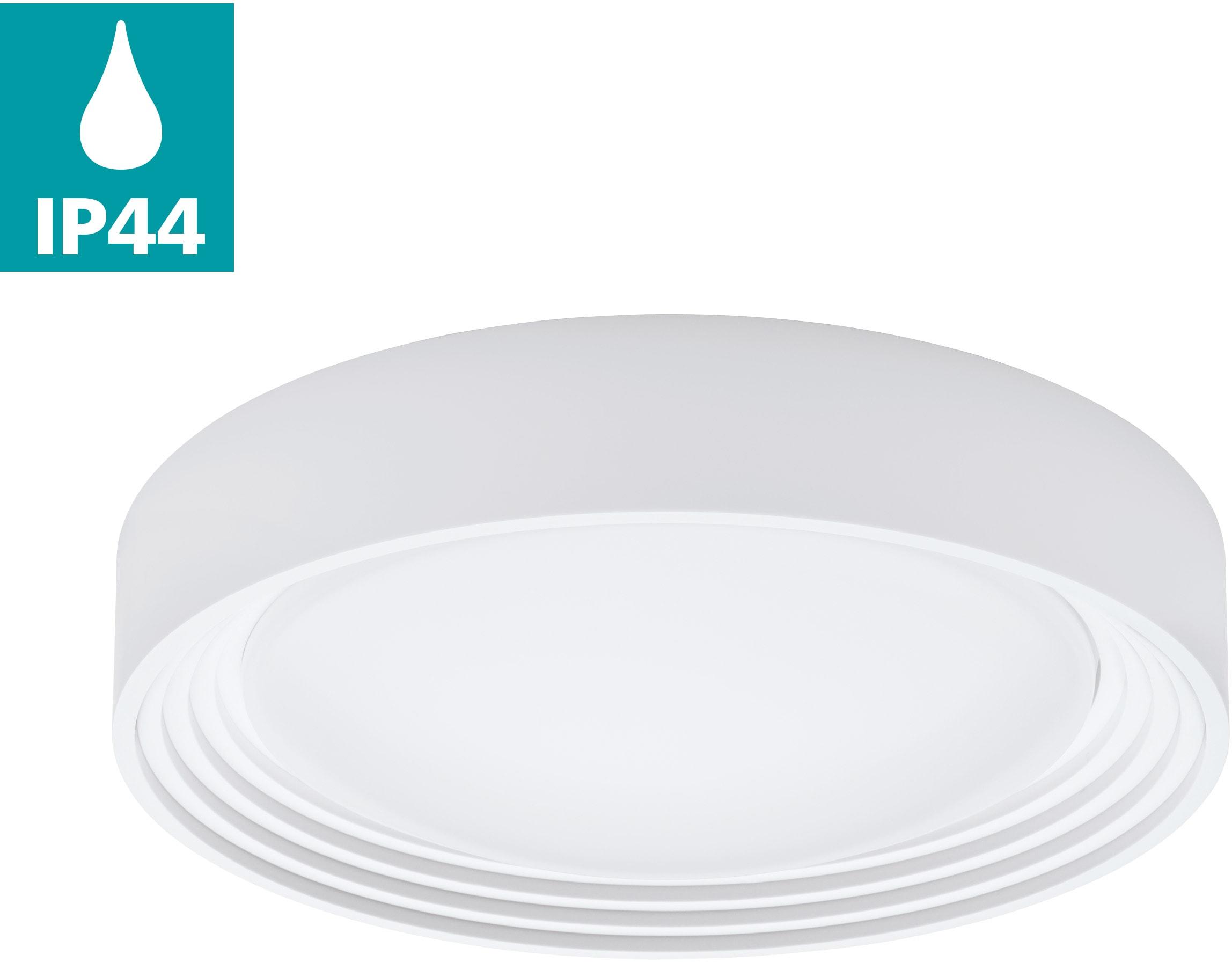 EGLO LED Deckenleuchte ONTANEDA 1, LED-Board, Warmweiß, LED Deckenlampe