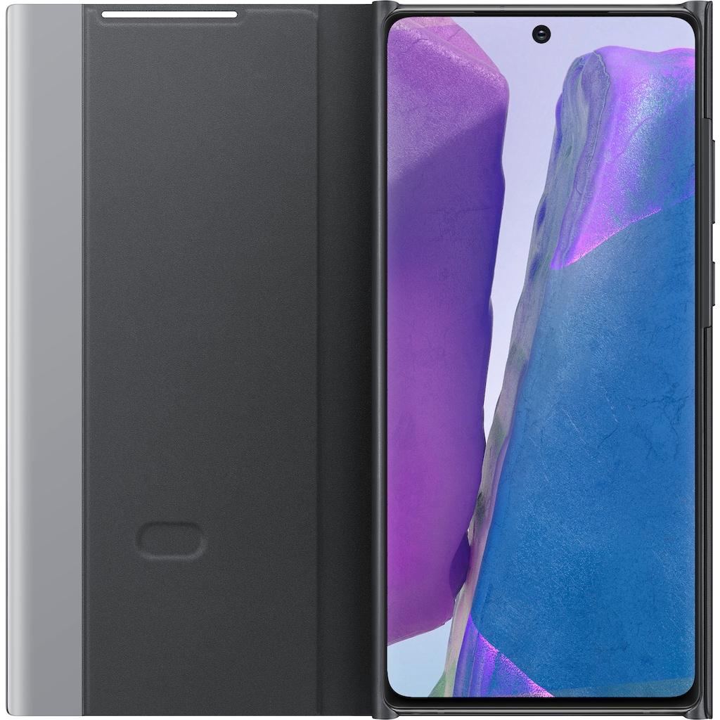 Samsung Flip Case »Clear View Cover EF-ZN980 für Note 20«, Galaxy Note20