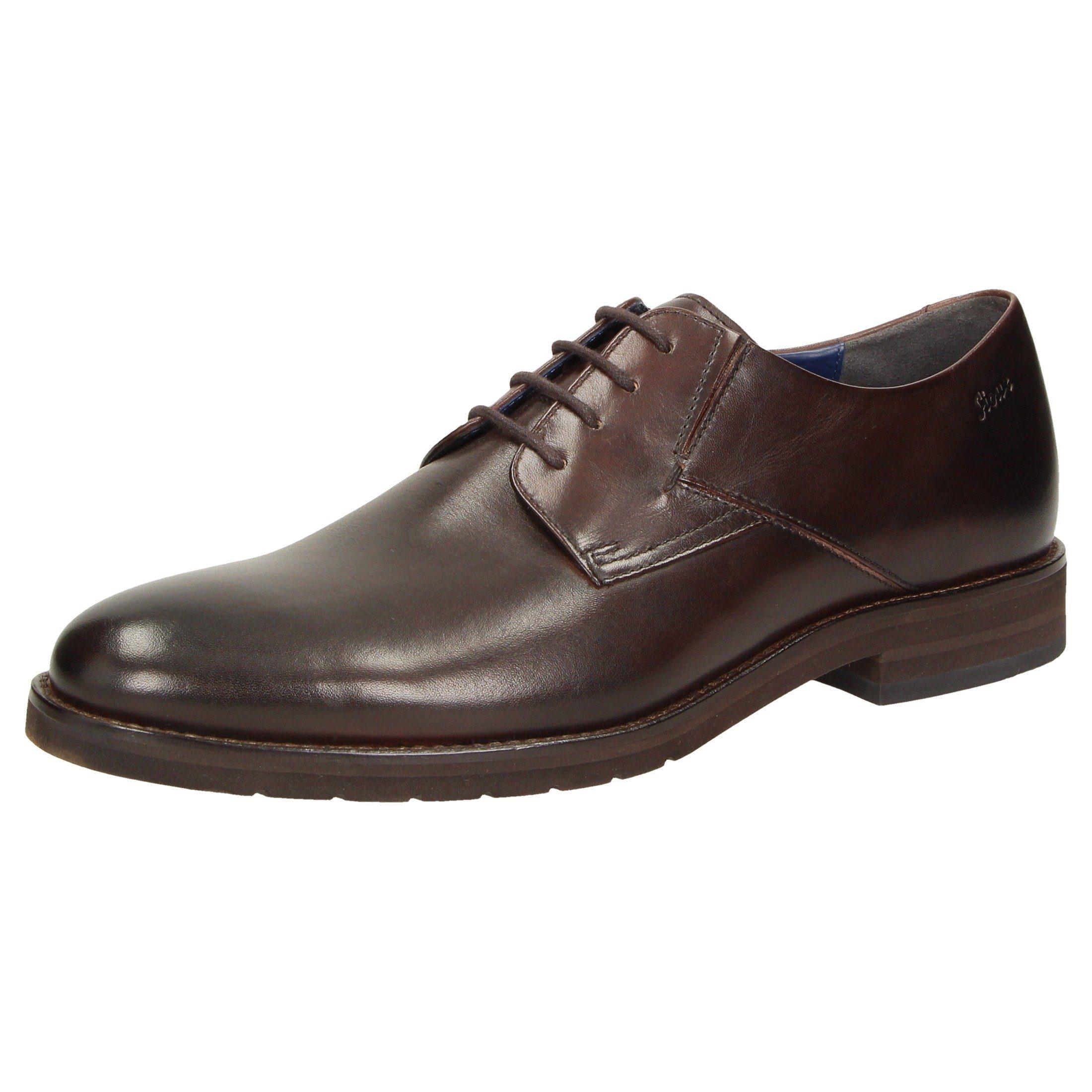 SIOUX Schnürschuh Jaromir-700 | Schuhe > Schnürschuhe | Braun | Leder | Sioux