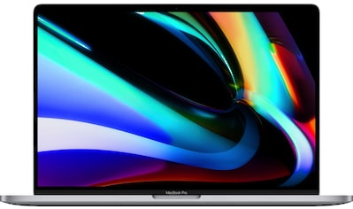 "Apple MacBook Pro 16"" Notebook (40,65 cm / 16 Zoll, Intel,Core i9, 1000 GB SSD) kaufen"