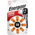 Energizer Batterie »Zinc-Air ENR EZ Turn & Lock (13) 8 Stück«