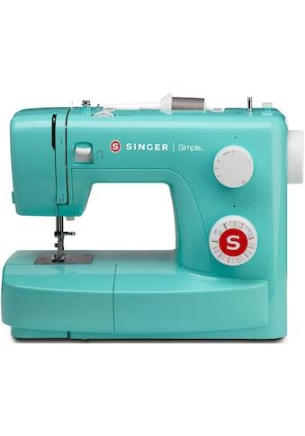 Singer Nähmaschine Simple 3223G, 23 Nähprogramme kaufen
