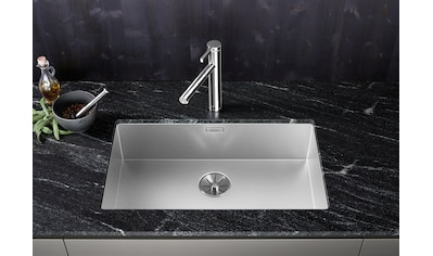 BLANCO Küchenspüle »ZEROX 700 - U Durinox®«, benötigte Unterschrankbreite: 80 cm kaufen