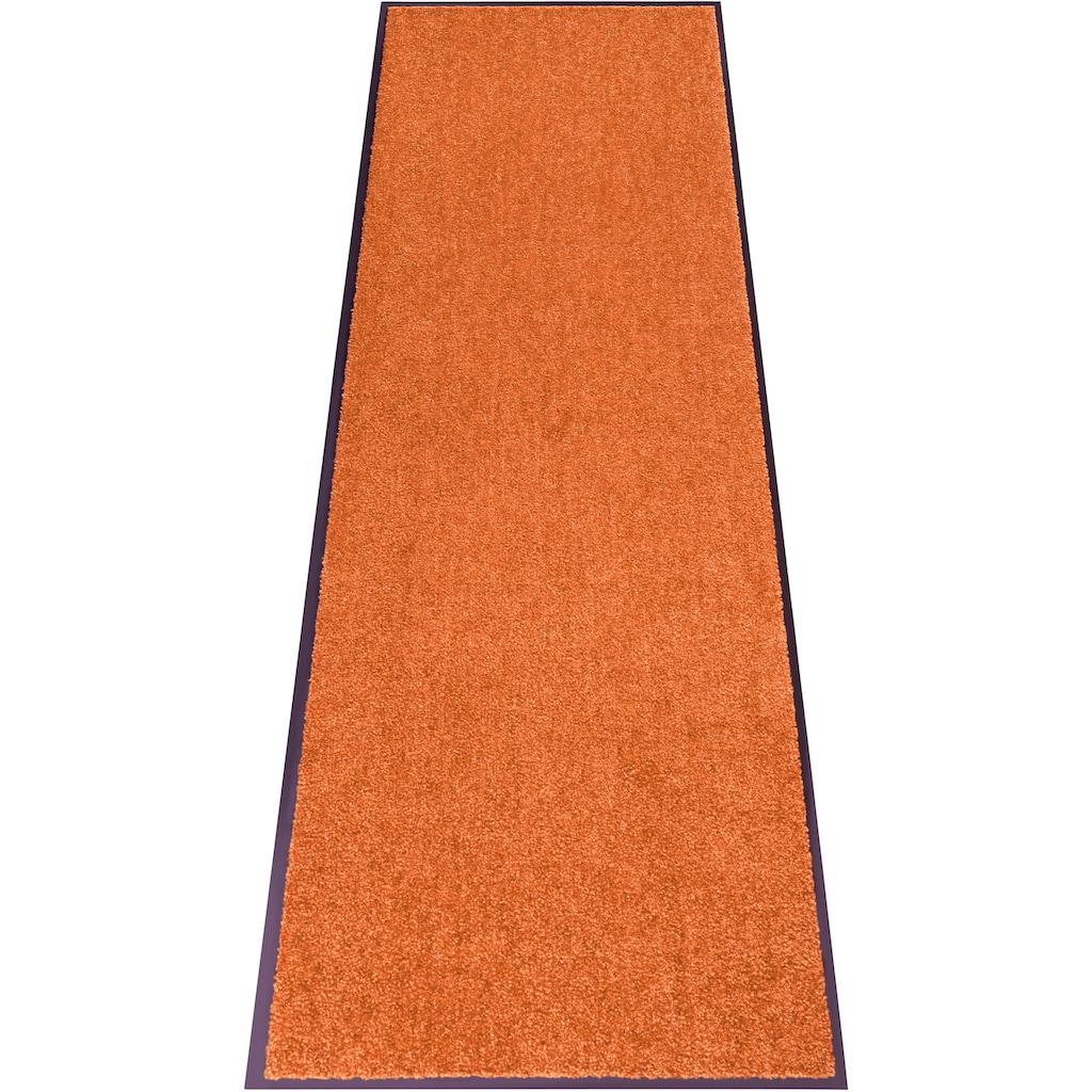 HANSE Home Läufer »Wash & Clean«, rechteckig, 7 mm Höhe, Schmutzfangläufer, Schmutzfangteppich, Schmutzmatte, In- und Outdoor geeignet, waschbar