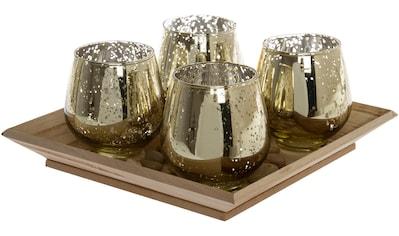 Home affaire Teelichthalter »Iko« (Set, 6 Stück) kaufen