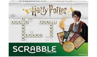 """Mattel® Spiel, """"Familienspiel  -  Harry Potter Scrabble"""" kaufen"""