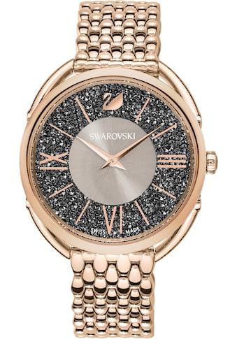 Swarovski Schweizer Uhr »CRYSTALLINE GLAM, 5452462«, (1 tlg.) kaufen