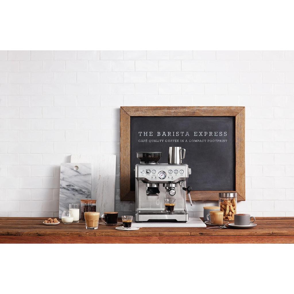 Sage Espressomaschine »»The Barista Express, SES875BSS2EEU1A««
