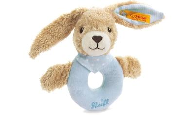 Steiff Greifling »Hoppel Hase blau« kaufen