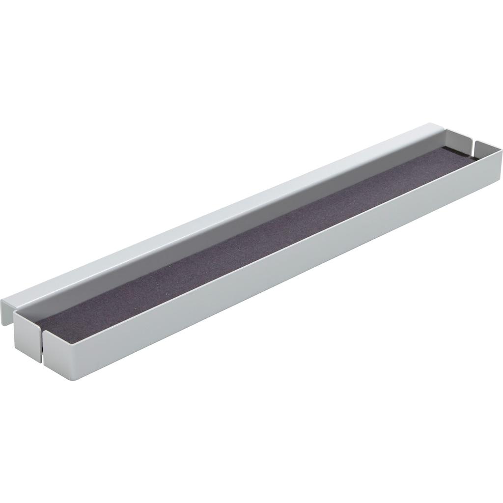 Müller SMALL LIVING Ansteckplatte »FLAI Add-On-Element No. 2«, geeignet für Kanten mit 18 mm Materialstärke