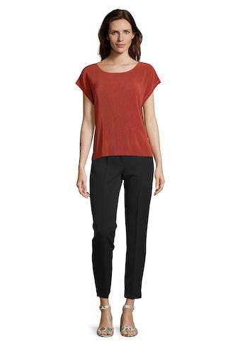 Betty Barclay T-Shirt »mit Plissee« kaufen