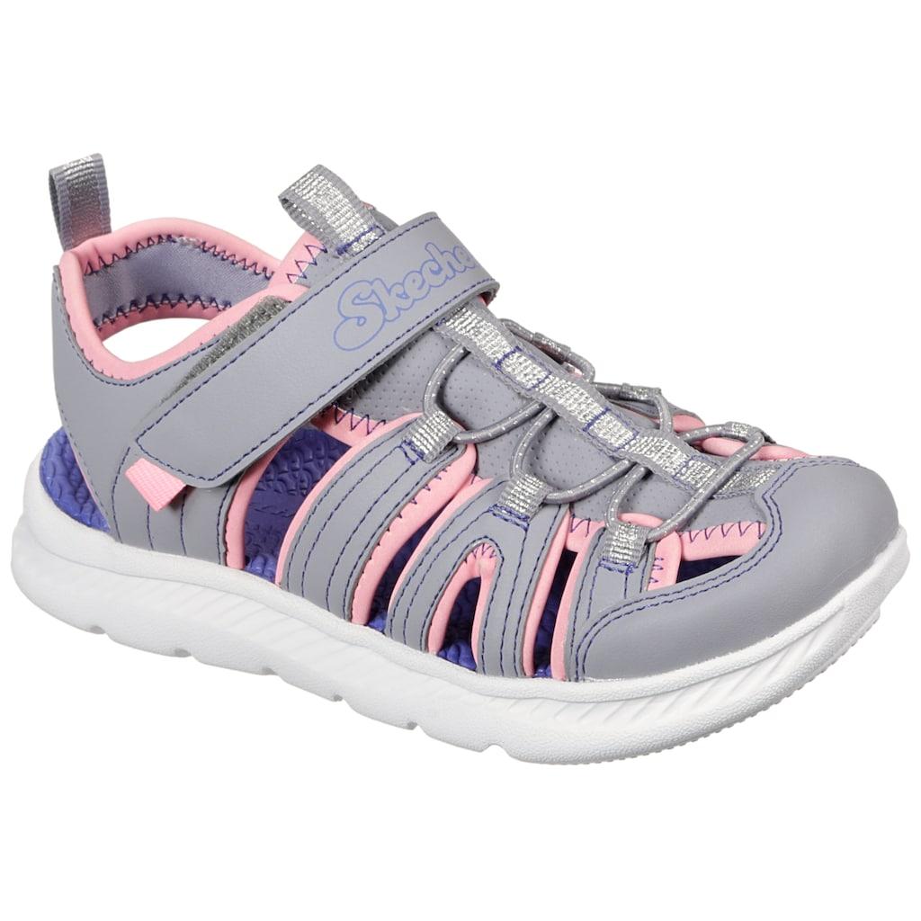 Skechers Kids Sandale »C-FLEX SANDAL 2.0«, mit geschütztem Zehenbereich