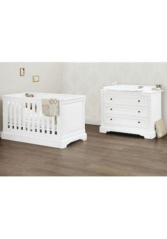 Pinolino® Babymöbel - Set »Emilia« (Spar - Set, 2 - tlg) kaufen