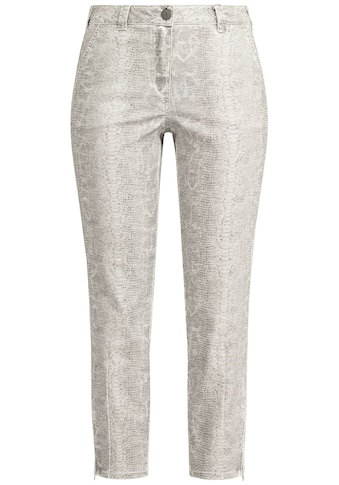 Recover Pants Recover Pants Hose mit Reptilprint kaufen