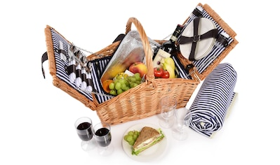 SÄNGER Picknickkorb »Sylt«, (24 St.) kaufen