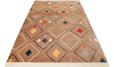 Teppich, »Mont Royal«, Wecon home, rechteckig, Höhe 8 mm, maschinell gewebt kaufen