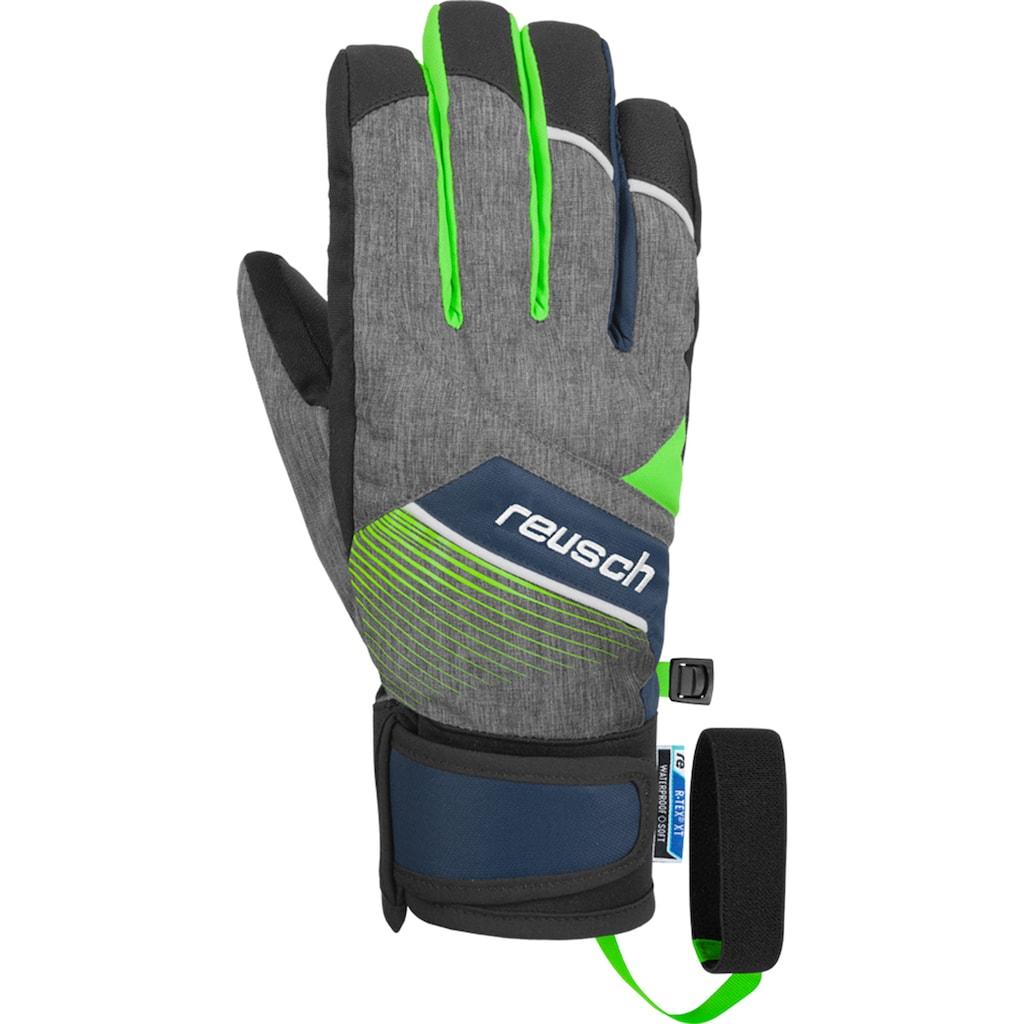 Reusch Skihandschuhe »Ferdi R-TEX® XT Junior«, in sportlichem Design