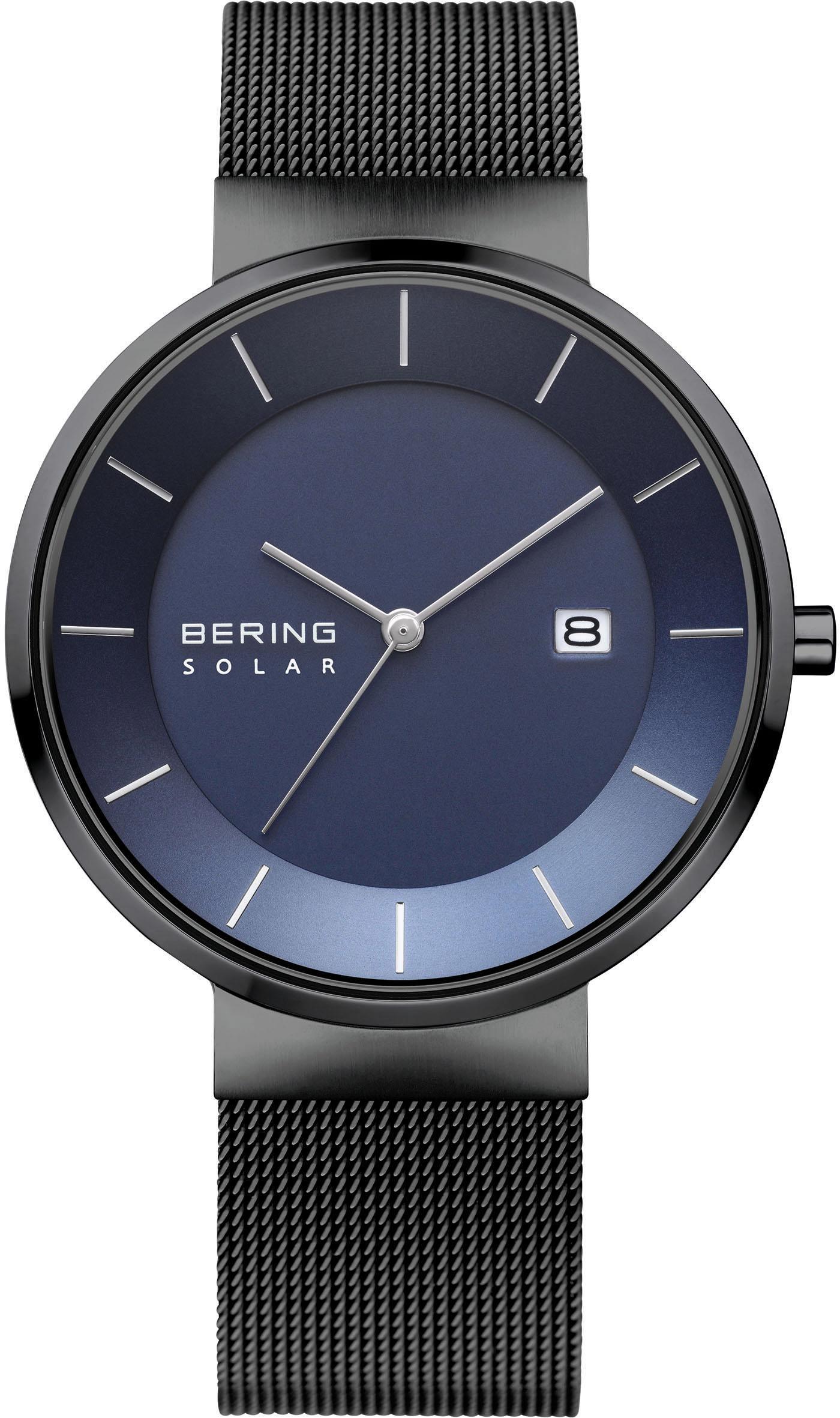 Bering Solaruhr 14639-227 | Uhren > Solaruhren | Schwarz | Bering