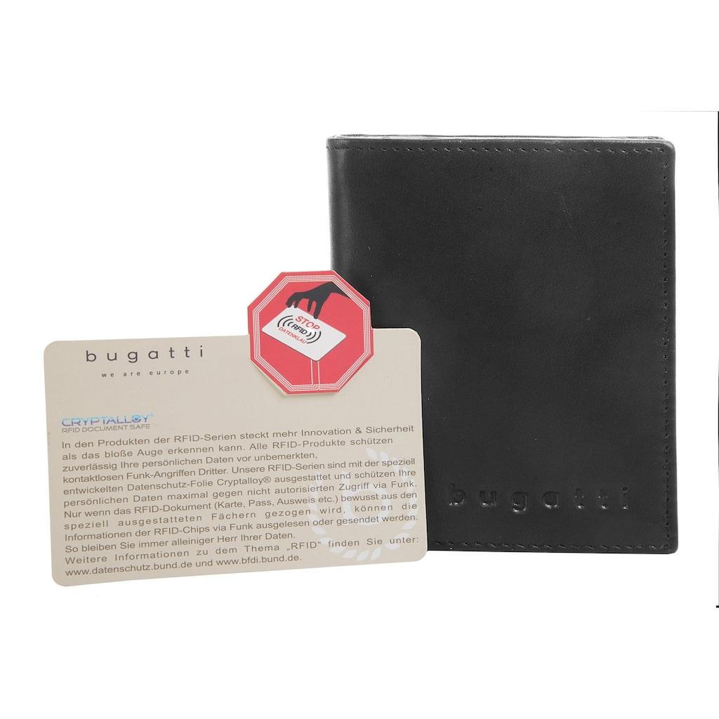 bugatti Brieftasche »PRIMO RFID«, 2fach klappbar