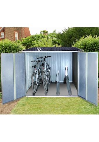 DURAMAX Fahrradbox, BxTxH: 203x202x163 cm kaufen