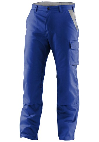 Kübler Arbeitshose »IDENTIQ cotton«, mit Knieschutztaschen kaufen