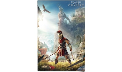 Reinders! Poster »Assassin`s Creed Key Art«, (1 St.) kaufen