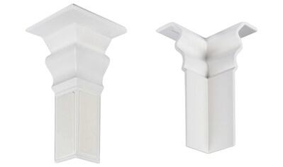 MODERNA Innenecke »HSL 60 Weiß«, selbstklebend kaufen