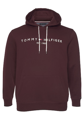Tommy Hilfiger Big & Tall Kapuzensweatshirt »BT-TOMMY LOGO HOODY« kaufen