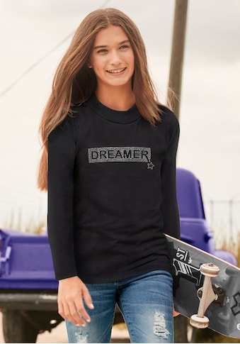Arizona Stehkragenshirt »DREAMER« kaufen