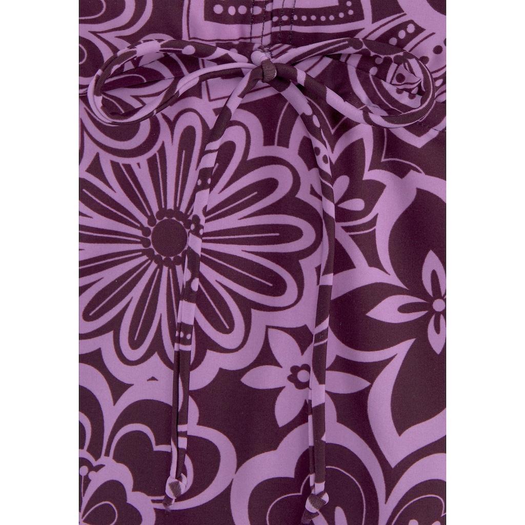 H.I.S Bügel-Tankini, im schönen Floraldesign