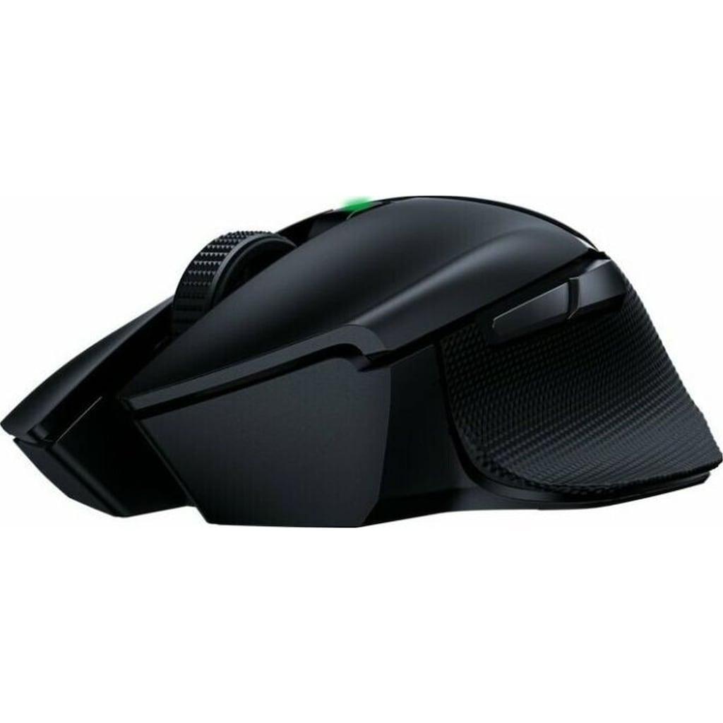RAZER Basilisk X HyperSpeed »kabellose Dual-Modus-Gaming-Maus«
