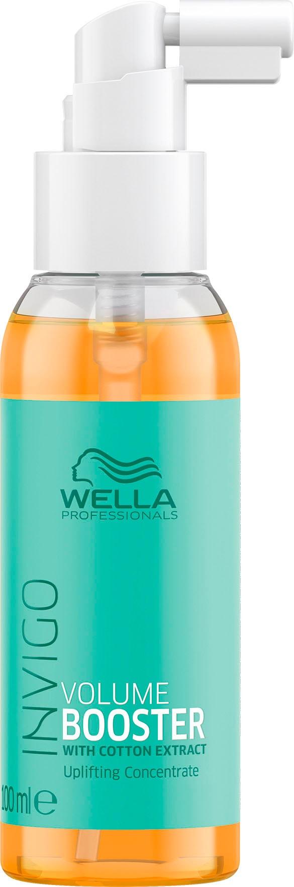 wella professionals -  Haarserum Invigo Volume Booster Uplifting Concentrate, volumenverstärkend