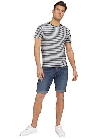 TOM TAILOR Jeansshorts, mit modischen Waschungen kaufen