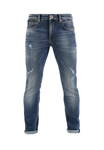 Miracle of Denim Slim-fit-Jeans »Slim Fit Jeans im 5-Pocket-Style«, Morris kaufen