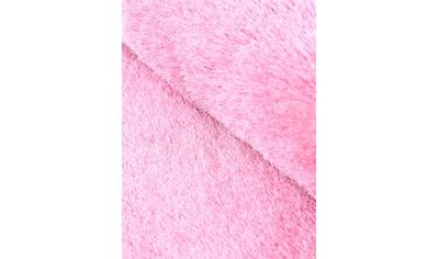 Hochflor - Teppich, »Breeze«, carpetfine, rechteckig, Höhe 45 mm, handgetuftet kaufen