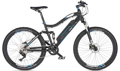 Telefunken E - Bike »Aufsteiger M930«, 10 Gang Shimano Deore Schaltwerk, Kettenschaltung, Heckmotor 250 W kaufen