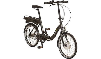 "Prophete E - Bike »URBANICER City E - Bike 20""«, 3 Gang Shimano Nabenschaltung, Frontmotor 250 W kaufen"