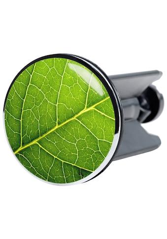 Sanilo Waschbeckenstöpsel »Blatt«, Ø 4 cm kaufen