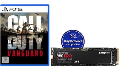 Samsung interne SSD »SSD 980 Pro 2TB + Call of Duty: Vanguard PS5« kaufen