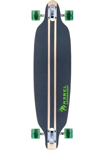 REBEL Longboard »Pacific Palisades green« kaufen