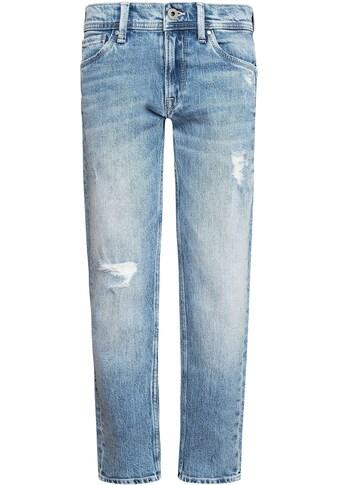Pepe Jeans Destroyed-Jeans »CASHED DESTROY« kaufen