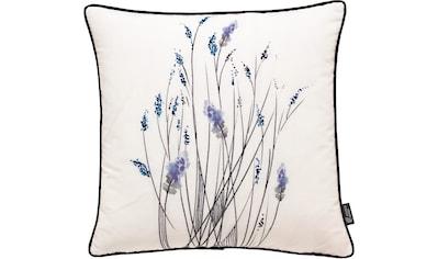 Kissenhülle, »little inkflower«, emotion textiles kaufen