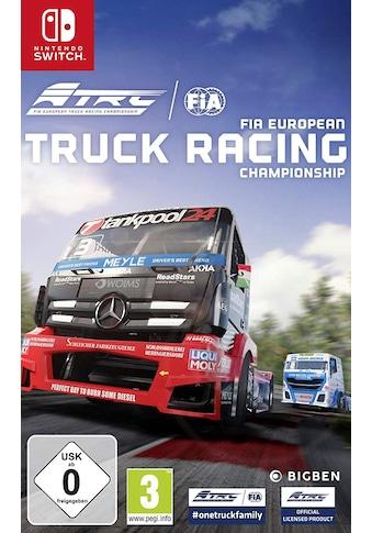 BigBen Spiel »FIA Truck Racing Championship«, Nintendo Switch kaufen
